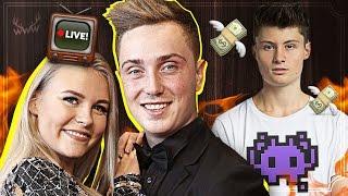 Dagi: LIVE-HOCHZEIT im TV! • Dners 5000€ Deko! • KRIEG mit Bibi-Fans! | #WWW