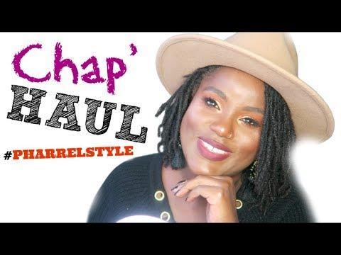 Pharrell Williams  sort de ce corps :  Chap' HAUL | Peg Myall