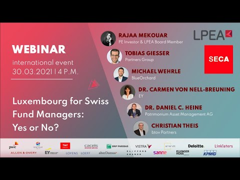 Luxembourg For Swiss Fund Managers: Yes Or No?
