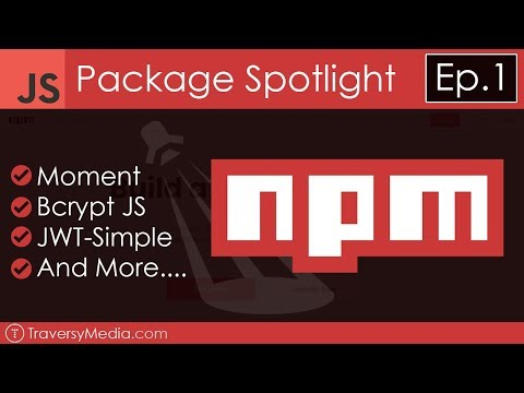 JS Package Spotlight Ep.1 -  Moment, BcryptJS, JWT Simple, Request & More thumbnail