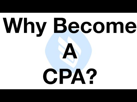 becoming a cpa Why do you want to be a cpa should you get a cpa i've heard these questions time and time again taking the cpa exam was one of the most nerve raking and crazy experiences of.