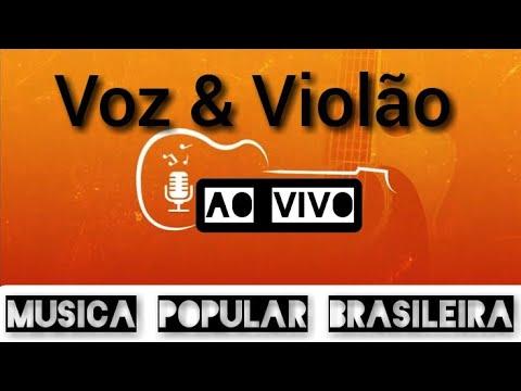 Voz e Violão AO VIVO no Barzinho Vol 14  Top MPB - Biano Gonzaga • Seleção Verão 2020
