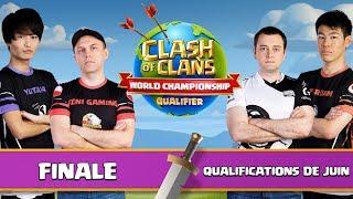 🔴 Live Qualification de Juin   World Championship   Clash Of Clans