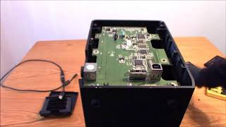 How To Take Apart The Probox 4 Bay External Hard Drive Enclosure From Mediasonic