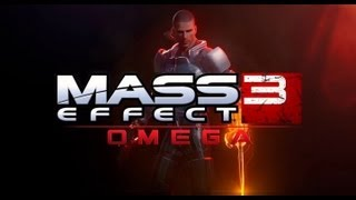 """Omega"" DLC for ""Mass Effect 3"", full HD walkthrough (Insanity, Soldier, Paragon)"