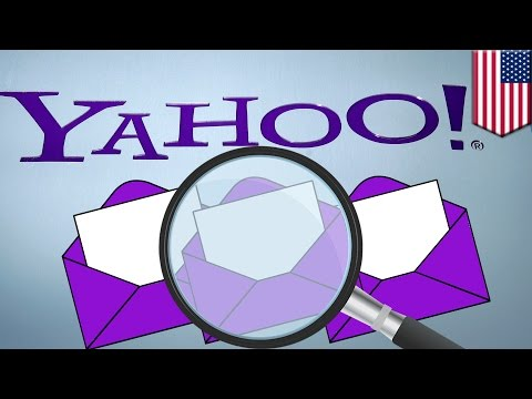 Government spying on emails: Yahoo 'secretly scanning' email accounts for US spies - TomoNews