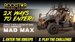 CHANCE TO WIN MAD PRIZES!