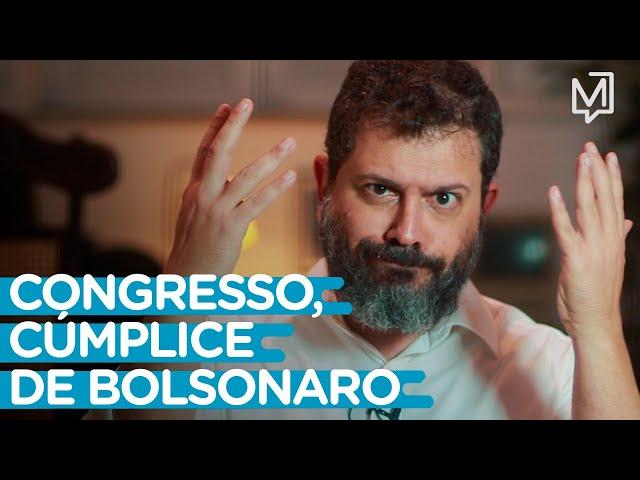 Congresso, cúmplice de Bolsonaro I Ponto de Partida
