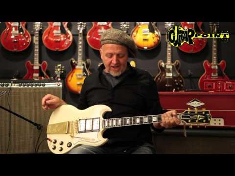 1963 Gibson SG Custom / GuitarPoint Maintal / Vintage Guitars