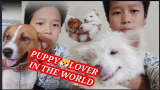Puppy🐶 lover in the world/nene, tomi, queeni/Nabam gungte
