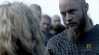 Сериал Викинги Смерть Рагнара, речь : Сериал Викинги (Vikings) 1 сезон