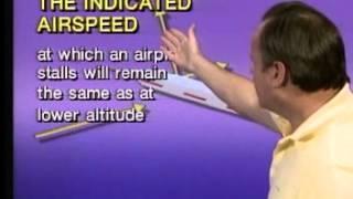 Basic Aerodynamics - Stalls and Spins