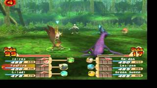 Monster rancher evo-training