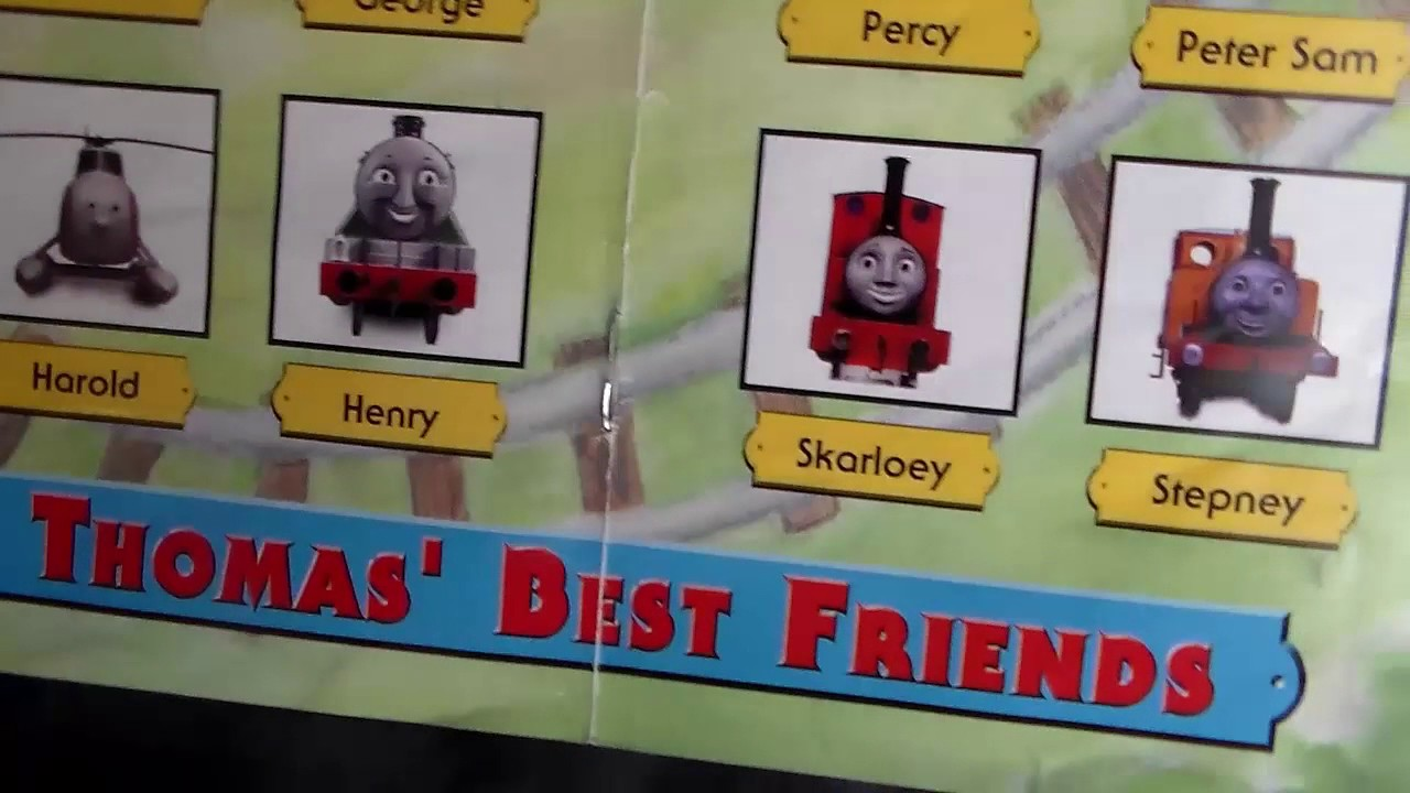 Thomas and friends home media reviews episode 32 1 best for Best of the best wiki