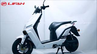 Lifan E3 LF1200DT Electric Moped Motorcycle