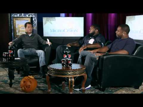 Inside the Huddle Episode 8 with Matt Barrie, and Cowboys Jay Ratliff and Orie Lemon