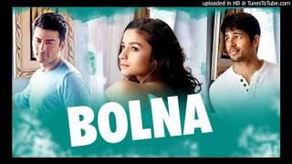 Bolna Kapoor and Sons Instumental (Karaoke)
