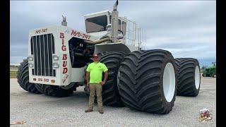 Worlds Largest Tractor is Montana Bound