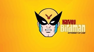 Harvey Birdman: Attorney At Law (The Movie) ALL Cutscenes + Ga…