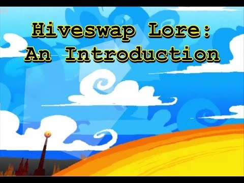 Hiveswap Lore: A Speculative Introduction