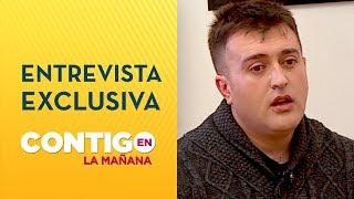 ¡EXCLUSIVO! Luis Pettersen impactó con revelaciones en caso Fernanda Maciel - Contigo en La Mañana