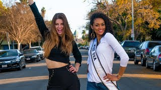 We're Your Babysitters! | Hannah Stocking & Kára McCullough