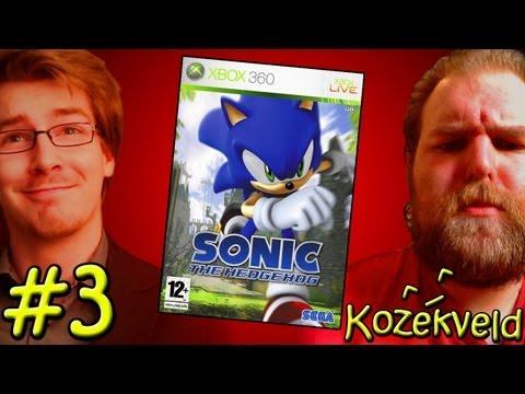 Kozekveld: Sonic 06 - Del 3 - Jeg kaller deg noe stygt