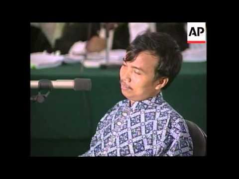 Alleged Bali bomb mastermind testifies at Bashir trial