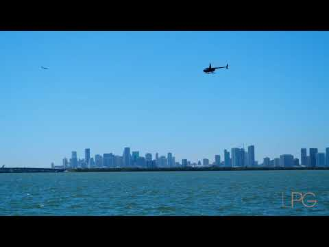 The Ritz-Carlton Residences Miami Beach Private Helicopter Service -- Lifestyle Production Group