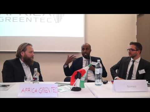 Africa Green Tec-  Somaliland Businnes Day In Berlin--