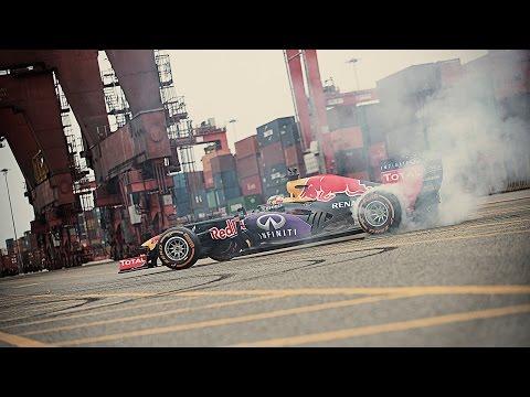 Dockyard Drifting With Carlos Sainz in Peru