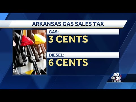 Steve Knoll - New 3 Cent Gas Tax Takes Effect Today in Arkansas