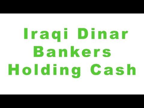 Iraqi Dinar Market Rate Increased Says Iraq Banker