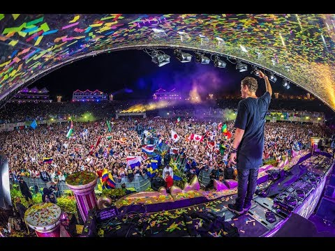 Tomorrowland Belgium 2017 | Martin Garrix