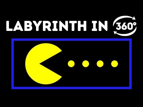 Try To Get Out Of Labyrinth In 5 Mins | VR 360