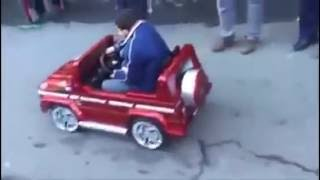 FUNNY TURKISH LITTLE MAN GET ANGRY