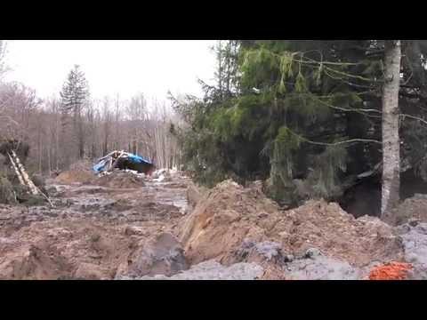 3/23 - SR 530 Mudslide aftermath