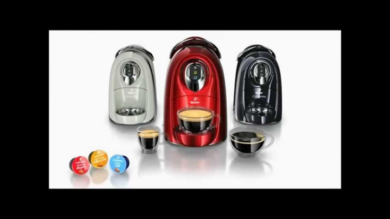 Tchibo Cafissimo Compact Coffee Machine Youtube