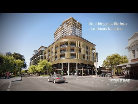 Subiaco Apartment | 9 News Perth