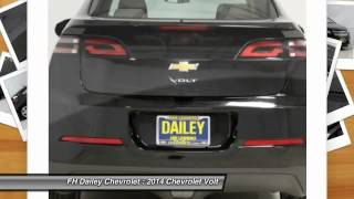 2014 Chevrolet Volt FH Dailey Chevrolet - Bay Area - San Leandro CA 5406