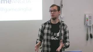 Chris Filip - Ukie student Conference