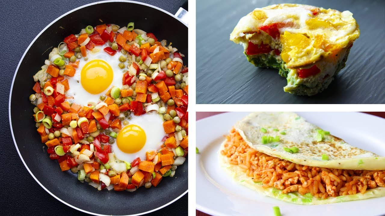7 Healthy Egg Recipes For Weight Loss