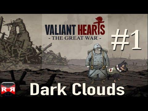 Valiant Hearts: The Great War - Episode 1: Dark Clouds - iOS - HD Walkthrough Gameplay Part 1