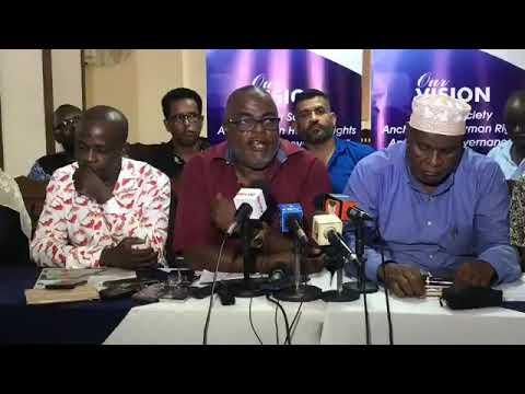 Coast MPs break silence on the privatization of Mombasa Port