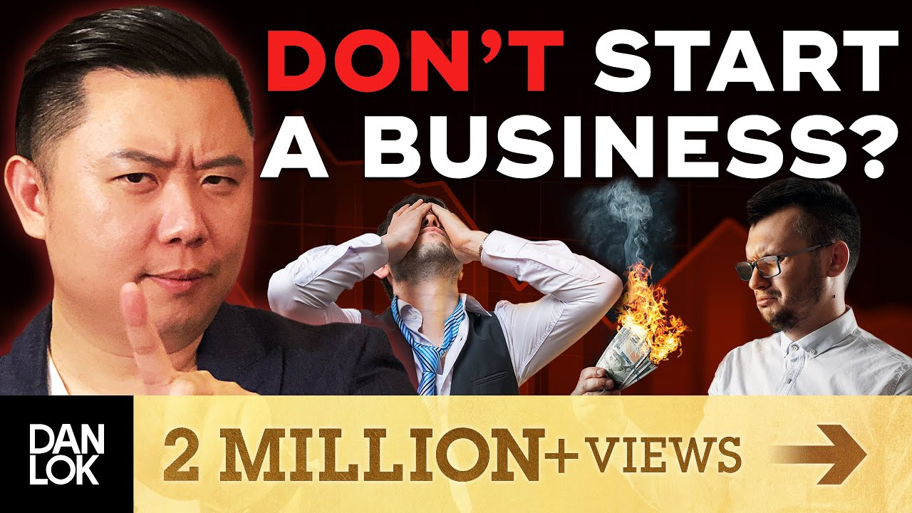 Don't Start A Business Until You Watch This