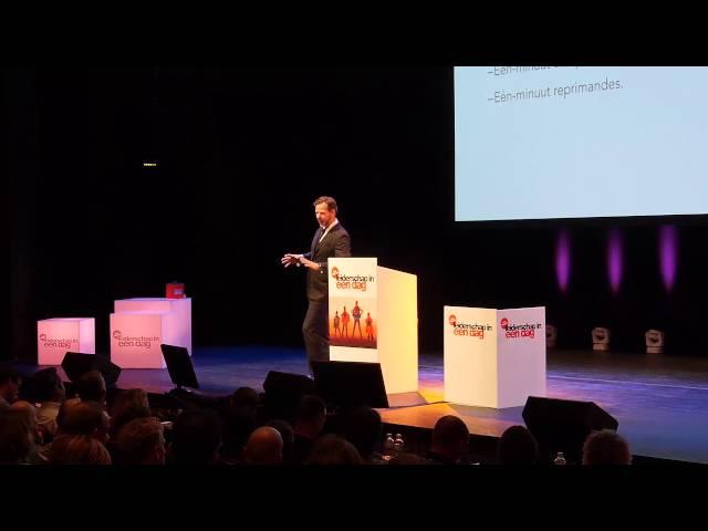 Ben Tiggelaar: Leiderschap in één dag (Tip 2)