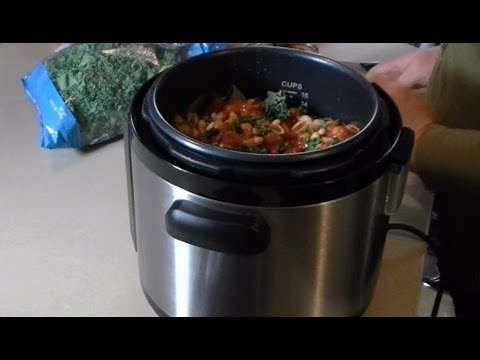Pressure Cooker Vegetable Soup Quick And Easy Cuisinart Recipe