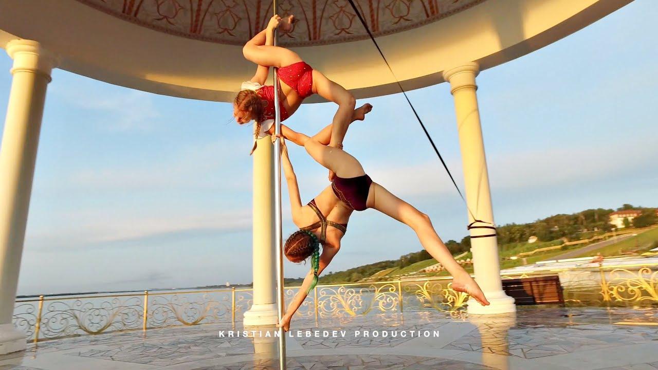 CAMP POLE SPORT   Воздушная гимнастика - детский лагерь акробатика
