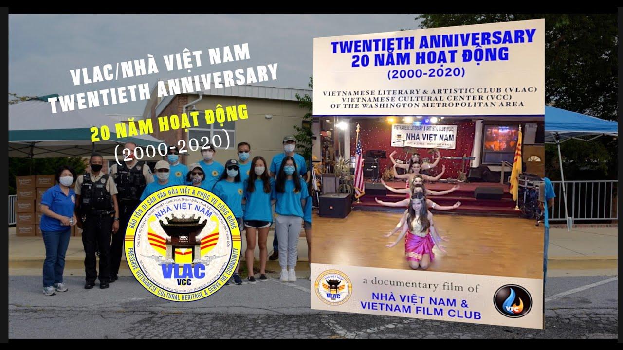 VFC - Nhà Việt Nam - Hai Mươi Năm Hoạt Động