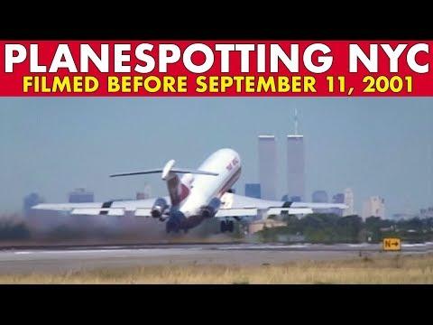 New York Plane Spotting Before 9/11